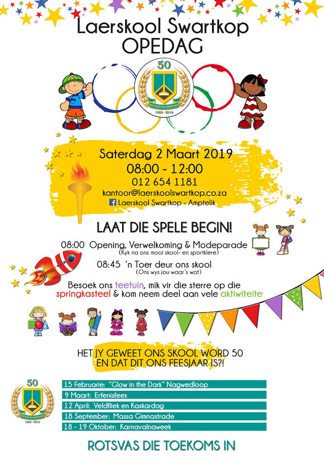 Flyer mail Opedag 2019